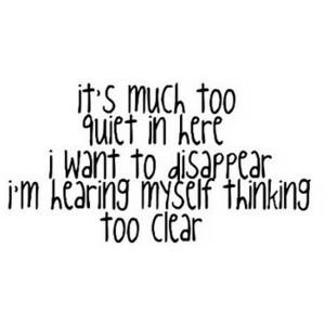 Quiet Demi Lovato Lyrics Quote