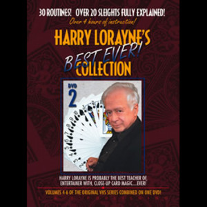 Harry Lorayne 39 s Best Ever Collection