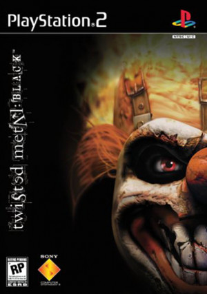 Nome: Twisted Metal Black
