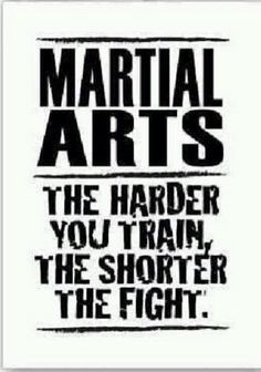 ... training hard martialart quote martial art taekwondo martial arts