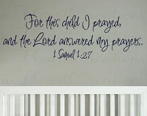 ... nursery quote christian nursery bible verses wall decals nursery