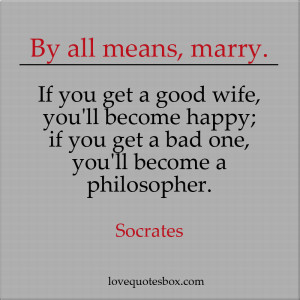 Bad Marriage Quotes Marriage