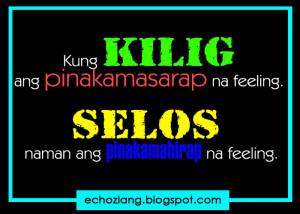 Kilig Quotes Echozlang Kung...