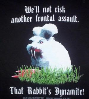 monty python rabbit