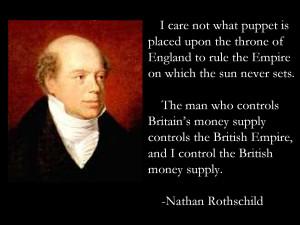 Mayer Amschel Rothschild quote: