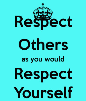 Image result for respect others