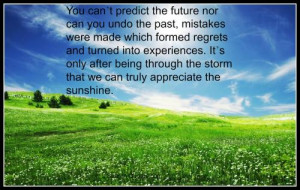 Surviving The Storm Quotes