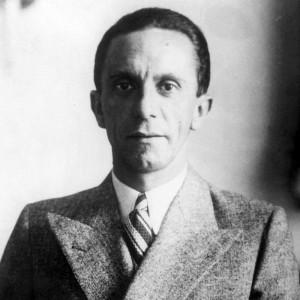 Joseph Goebbels, 1938