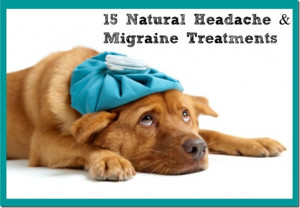 Natural Headache treatments