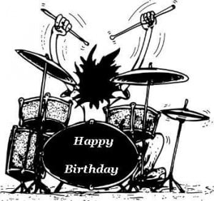 birthday quotes for drummers quotesgram. Black Bedroom Furniture Sets. Home Design Ideas