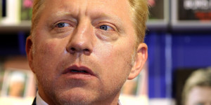 Boris Becker Six Time Grand