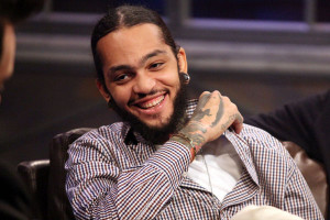Thread: Travie Mccoy looks more white or Black or even latina??