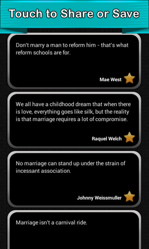 Marriage Quotes - screenshot