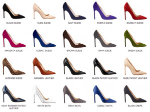 ... Manolo Blahnik BB, and make your mark with your very own customized