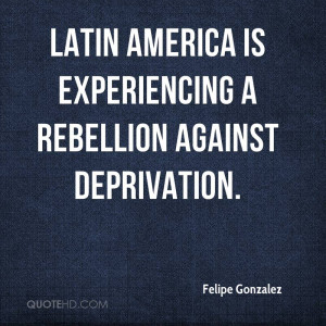 Latin America Is Experiencing A Rebellion Against Deprivation ...