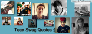 Teen Swag Quotes