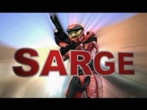 Sarge ( Red vs. Blue )