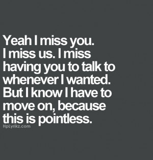 Show How Much You Miss Him With These 32 #Miss #You #Quotes
