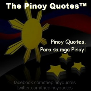 The Pinoy Quotes™