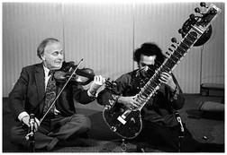 ... Yehudi Menuhin Format: mp3 - lossy add Ravi Shankar & Yehudi Menuhin