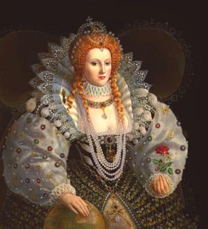 Kings and Queens queen elizabeth 1
