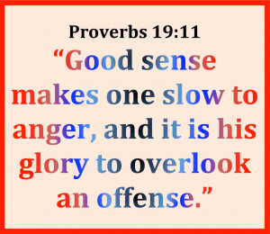 Bible Verses About Anger: 20 Scripture Quotes