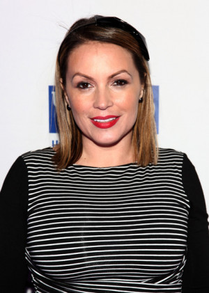 Angie Martinez Angie Martinez attends the after party following Jay Z