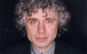 Steven Pinker, whose latest book is 'The Better Angels of Our Nature ...