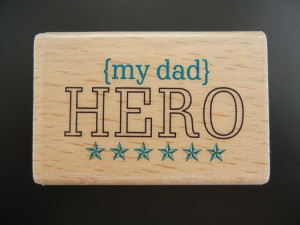 My Father, My Hero