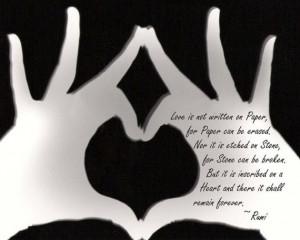 Heart in Hands Digital Download Valentines day by AZURELATION, $5.00