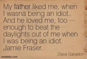 Jamie Fraser Quotes