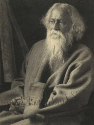 Rabindranath Tagore, Poet