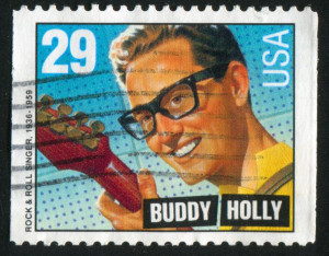 Buddy Holly rook76/Shutterstock