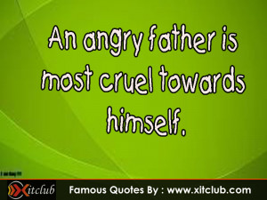 Famous Dad Quotes