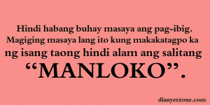 Tagalog Love Quotes 2013