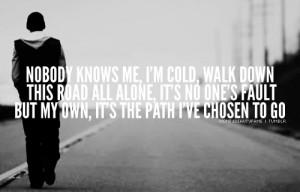Music, Slim Shady, Eminem Quotes Tattoo, Spaces Bound Eminem, Eminem ...