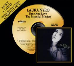 Laura Nyro Time And Love Gold