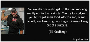 Get Up and Go Quotes