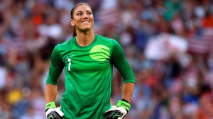 solo mini biography tv pg 02 40 hope solo became one of the top soccer ...