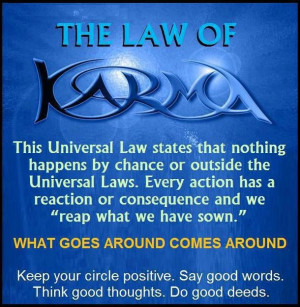 Universal Law - Be Positive and spread your Positivity so that others ...