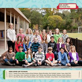 Elementary School Yearbook