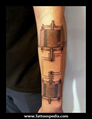 Electrical%20Tattoos%20Ideas%201 Electrical Tattoos Ideas