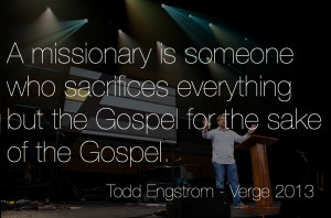 Being God's Sent Church   Verge 2013 Discipleship and Mission Thoughts ...