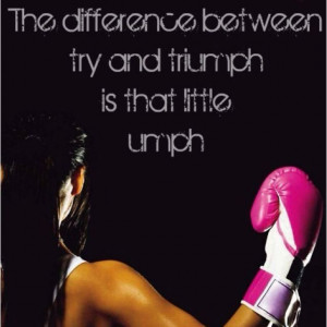 Quotes About Kickboxing
