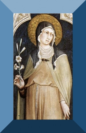 Saint Quote of the Day : Saint Clare of Assisi