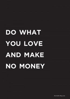 Hello Quote   Make No Money