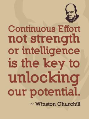 Effort quote #7