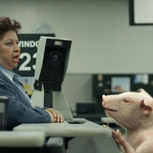 GEICO Pig Commercial