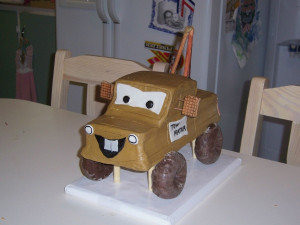 Tow Mater tow truck