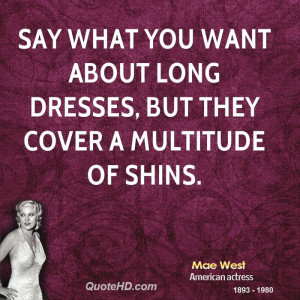 Say what you want about long dresses, but they cover a multitude of ...